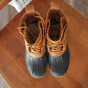 L.L. Bean Shoes - L.L. Bean Duck Boots